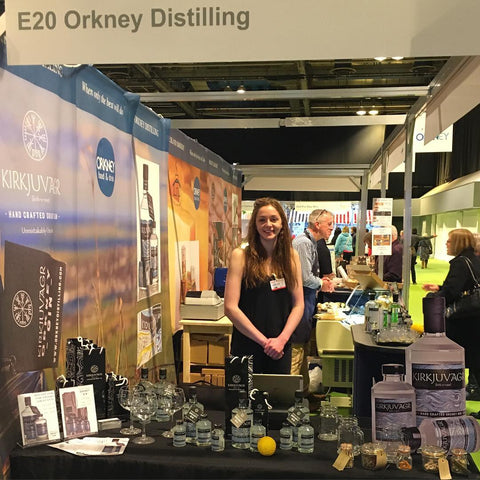 Orkney Gin at BBC Good Food Show