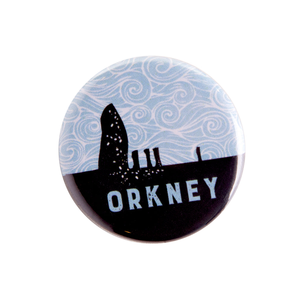 Small Pin Badge