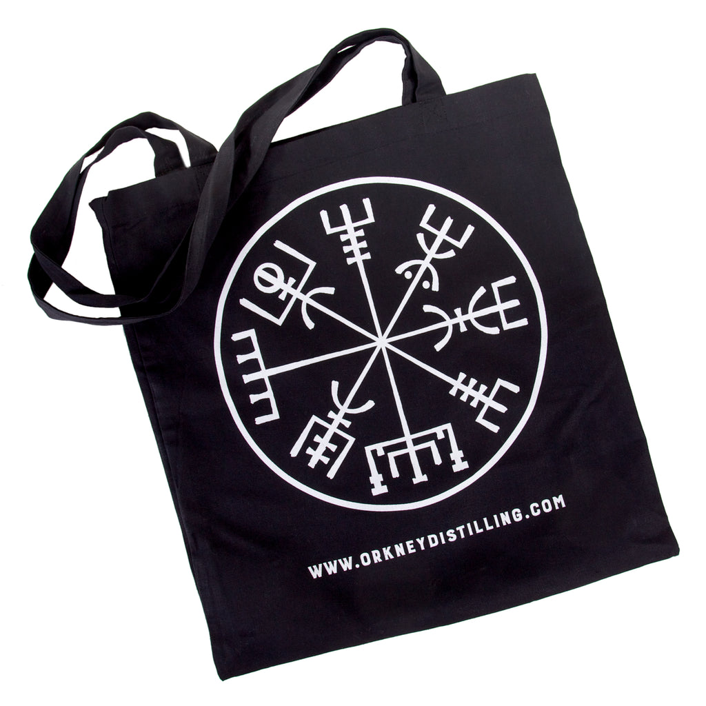 Vegvisir Cotton Tote Bag