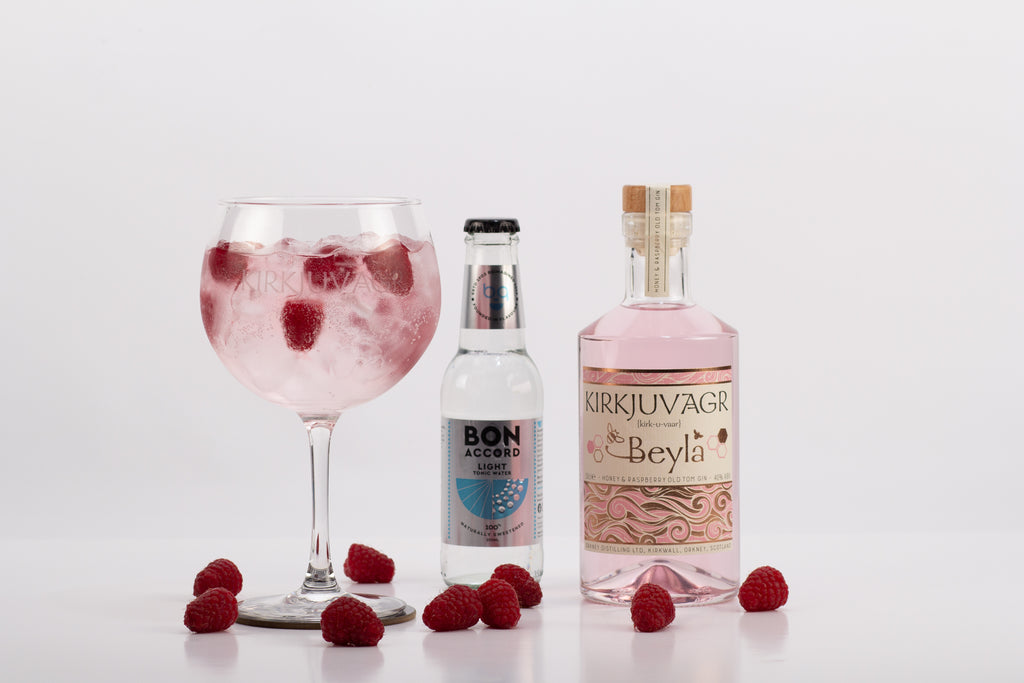 Beyla – Honey & Raspberry Old Tom Gin – 50cl