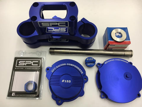 SPC Racing bling kit for KTM SX 50 motocross bikes