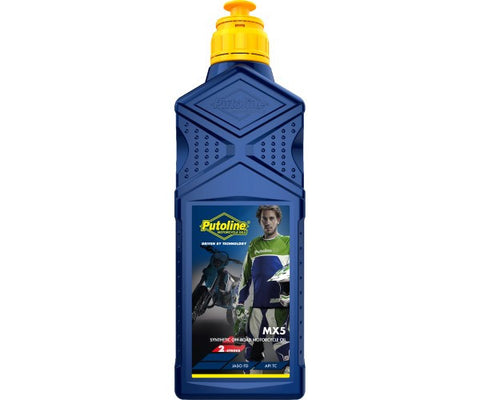 Putoline MX5 1 ltr oil