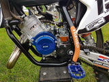 KTM SX50 with SPC Stator Cover