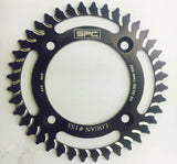 SPC KTM SX 50 Rear Sprocket 40T Black
