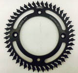 SPC KTM SX 65 Rear Sprocket 47T Black