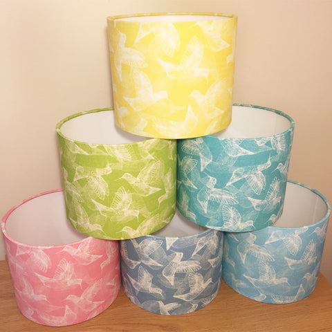 mini lampshade collection