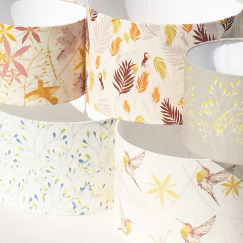 joey anna lamp shade collection