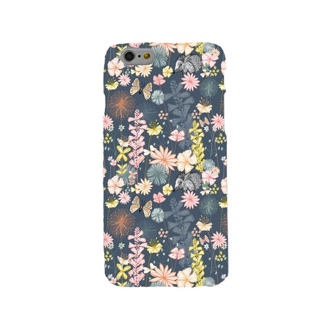 English Country Garden Mobile Phone Case