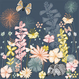 English Country Garden Colour Print (unframed)