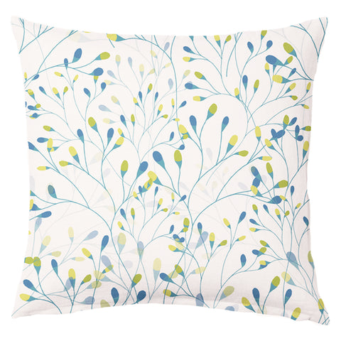 Falmouth Bay Trees Cushion - 40cm