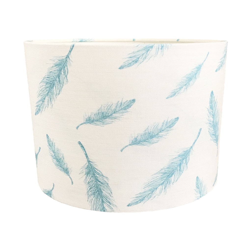 Feathers Lampshade