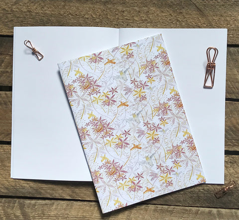 California Hummingbird A5 Notebook