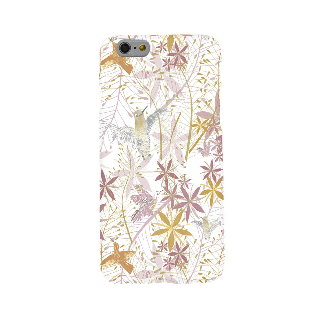 California Hummingbird Mobile Phone Case