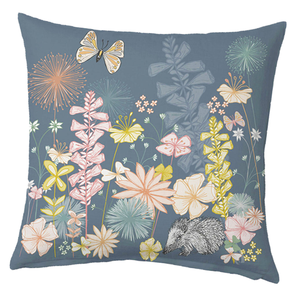 English Country Garden Cushion - 40cm