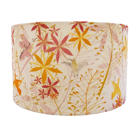 California Hummingbird Lampshade