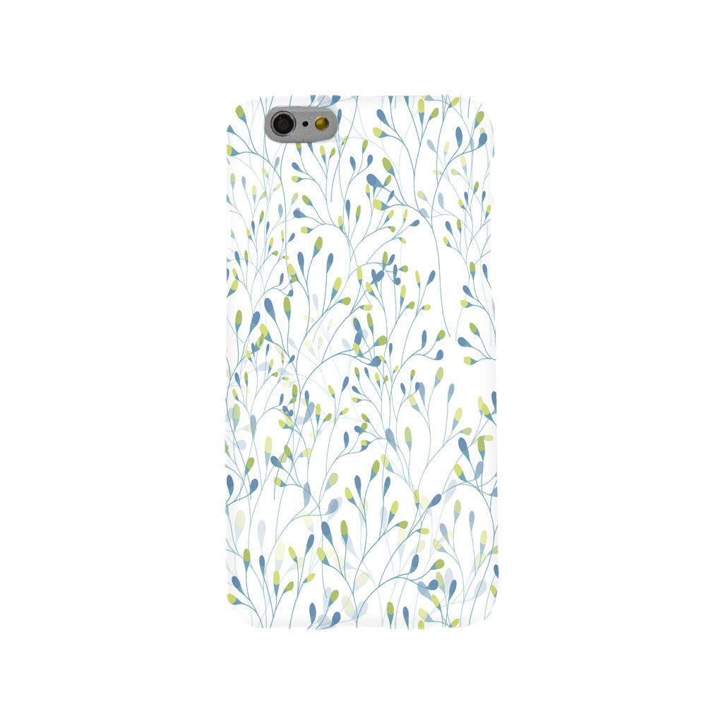 Falmouth Bay Trees Mobile Phone Case
