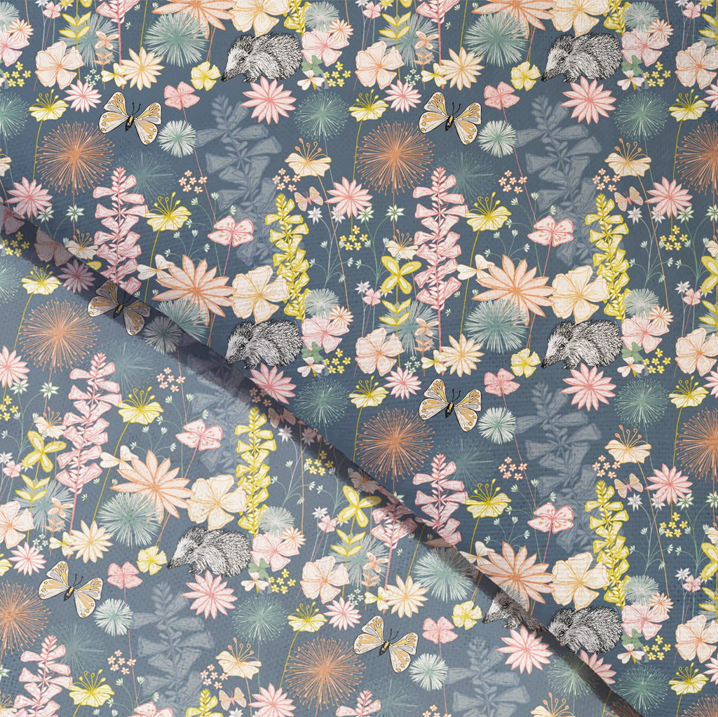 English Country Garden Fabric