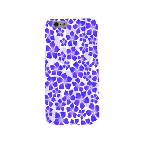 Cornish Periwinkle Mobile Phone Case