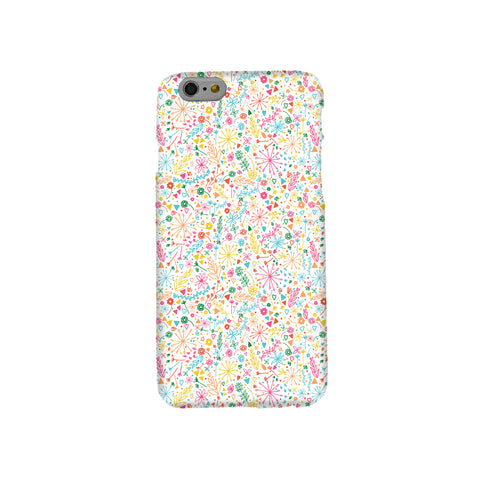 Scandi Spring Mobile Phone Case