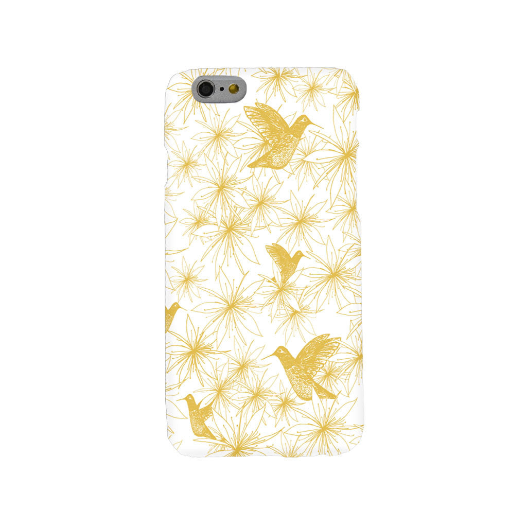 Hummingbirds & Wildfires Mobile Phone Case