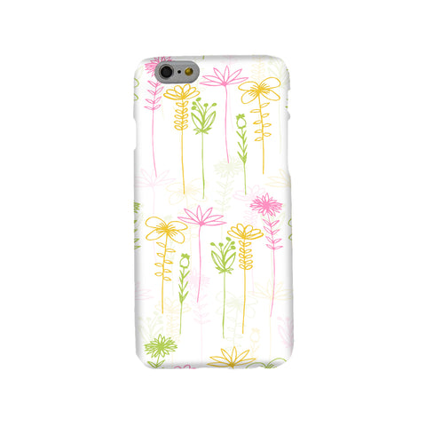 Wildflowers Mobile Phone Case