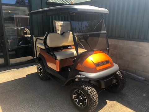 Club Car Precedent 4 Passenger - Lifted (2017)