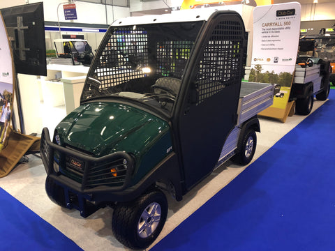 Club Car Carryall 500 Driving Range (2018)