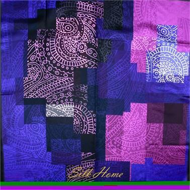 Silk Home : Turkish Night Pure Silk Scarf Silk Home Silk Home