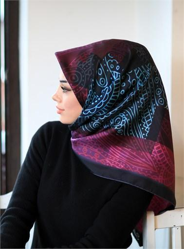 Silk Home : Turkish Night Pure Silk Head Cover Silk Home Silk Home
