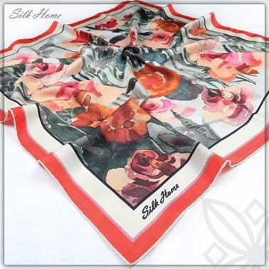Silk Home : There's Much to Celebrate Silk Scarf for Modest Fashion Silk Home Silk Home