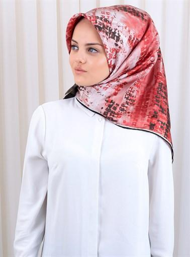 Silk Home :  A Turkish Pride Pure Silk Twill Scarf