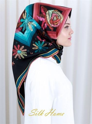 Silk Home : Nora Beautiful Modesty Head Scarf Silk Home Silk Home