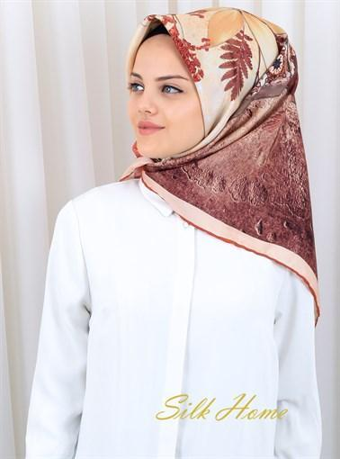 Silk Home :  Modesty is Elegant Hijab Silk Scarf