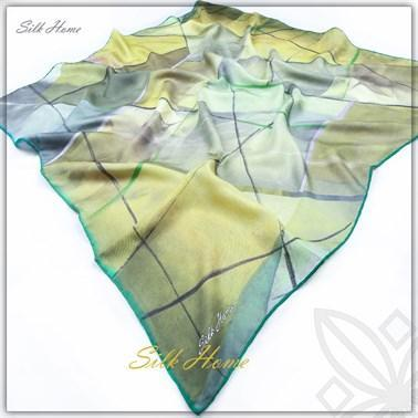 Silk Home : A Brand New Start Fancy Hijab Scarf Silk Home Silk Home