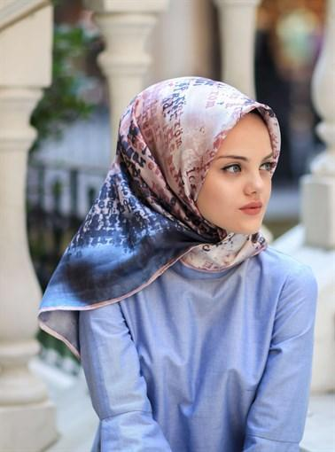 Silk Home :  A Turkish Pride and Joy Designer Silk Scarf