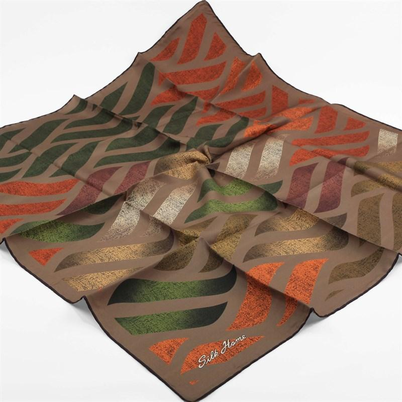 Silk Home Clarrisa Turkish Printed Scarf Silk Hijabs Silk Home