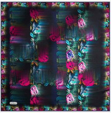 Cacharel Patsy Pure Silk Scarf No. 21 Silk Scarves Cacharel