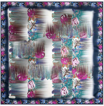 Cacharel Patsy Pure Silk Scarf No. 22 Silk Scarves Cacharel