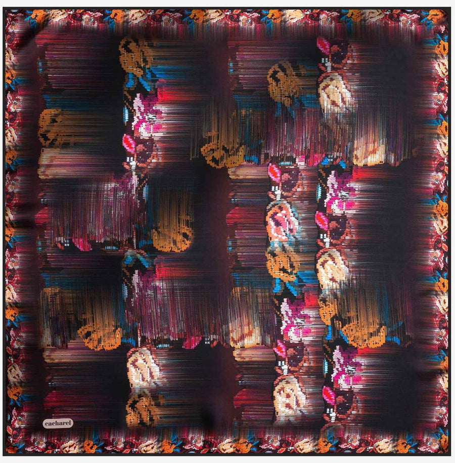 Cacharel Patsy Pure Silk Scarf No. 41 Silk Scarves Cacharel