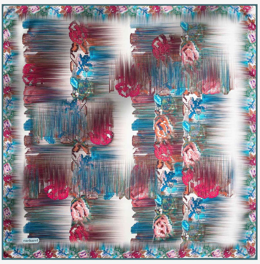 Cacharel Patsy Pure Silk Scarf No. 51 Silk Scarves Cacharel