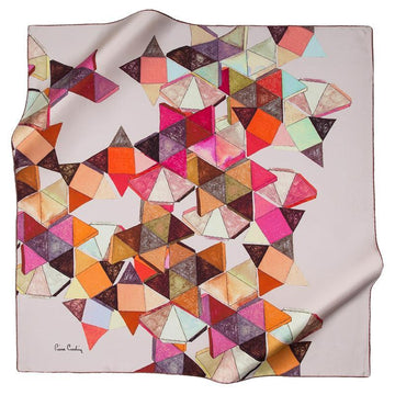 Pierre Cardin : Montego Gorgeous Fashion Scarf Pierre Cardin,Silk Scarves Pierre Cardin