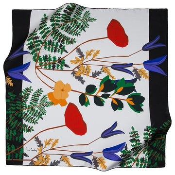 Pierre Cardin : Saint-Louis Beautiful Hair Scarf Pierre Cardin,Silk Scarves Pierre Cardin