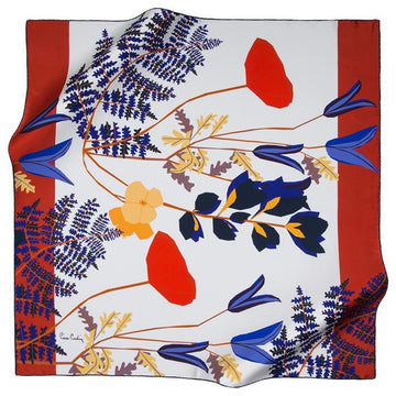 Pierre Cardin : Saint-Denis Stylish Women's Scarf Pierre Cardin,Silk Scarves Pierre Cardin