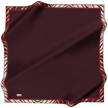 Aker A Touch of Luxury Silk Twill Scarf Aker,Silk Scarves Aker