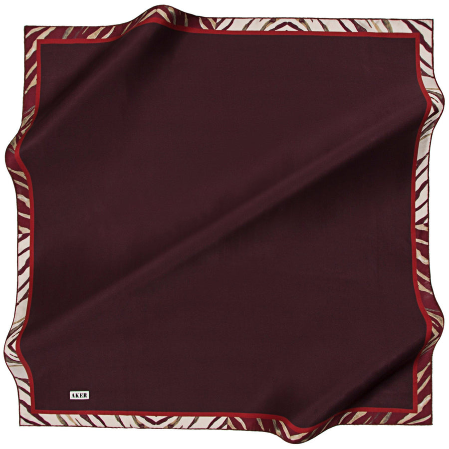 Aker A Touch of Luxury Silk Twill Scarf