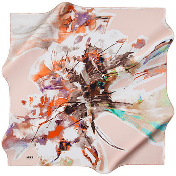 Aker Classic Silk Scarves for Today's Ladies Aker,Silk Scarves Aker