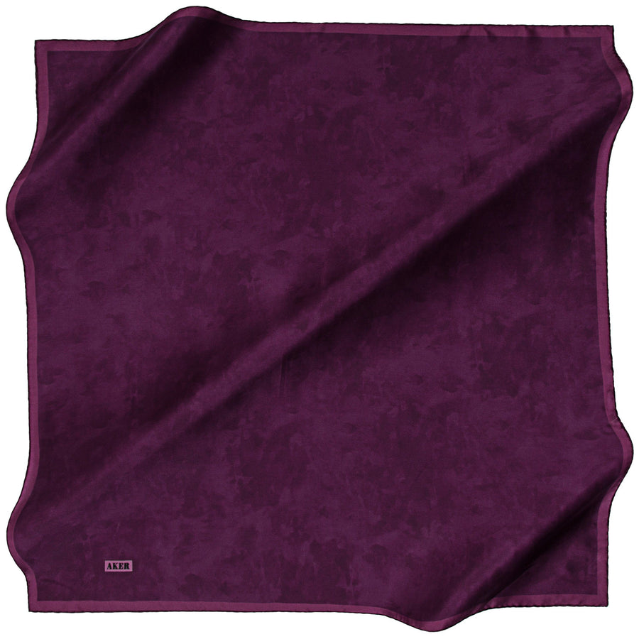 Aker Everyday Turkish Silk Scarf No. 93 Silk Hijabs,Aker,Silk Scarves Aker