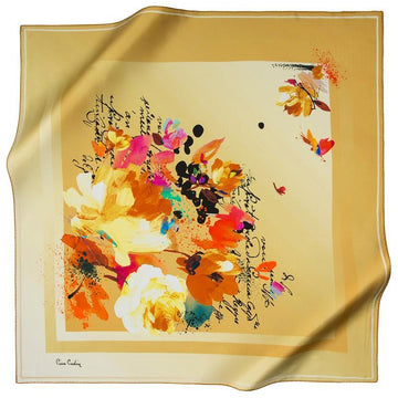 Pierre Cardin Dinara Silk Fashion Scarves Eloquent Silk Scarves for Women Pierre Cardin,Silk Scarves Pierre Cardin