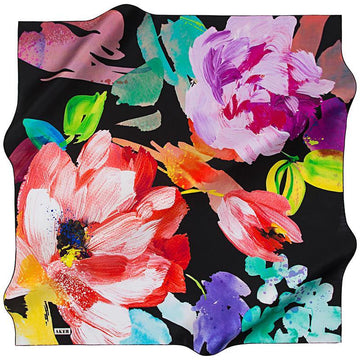 Aker Demi Square Silk Scarves Aker,Silk Scarves Aker