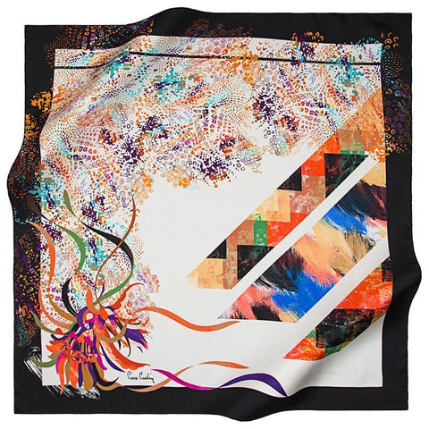 Pierre Cardin Dinara Silk Scarves - Beautiful Hijab Styles